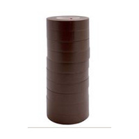 Temflex PVC Tape 1610 Brown 19MM x 20M 10PK T030039