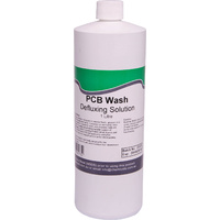 Chemtools Ultrasonic Wash PCB Wash Defluxing Solution 1 Litre