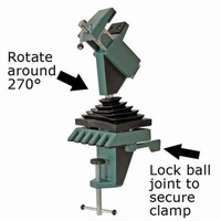 270 degree Rotation Clamp Vice