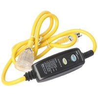 2M Extension Lead With Inline RCD 10A