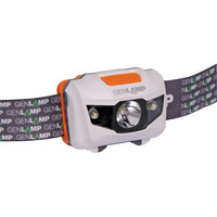 3 Watt LED Torch 2 LED Lamp With Headband