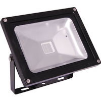 20W 240V IP65 Weatherproof LED RGB Floodlight