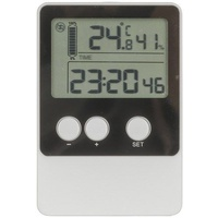 USB Temperature and Humidity Data Logger