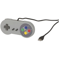Raspberry Pi Retro NES Style Controller USB Type A powered plug socket