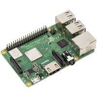 Raspberry Pi 3B+ Single Board Computer Quad Core 1.4GHz Broadcom BCM2837B0 64bit CPU