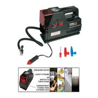 Deluxe 12V Multipurpose Electronic Air Compressor 300Psi for Garage