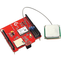 U-Blox Neo-6M GPS Module With SD Slot & Antenna