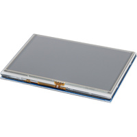 "5"" LCD 800 x 480 HDMI Touchscreen For Raspberry Pi"